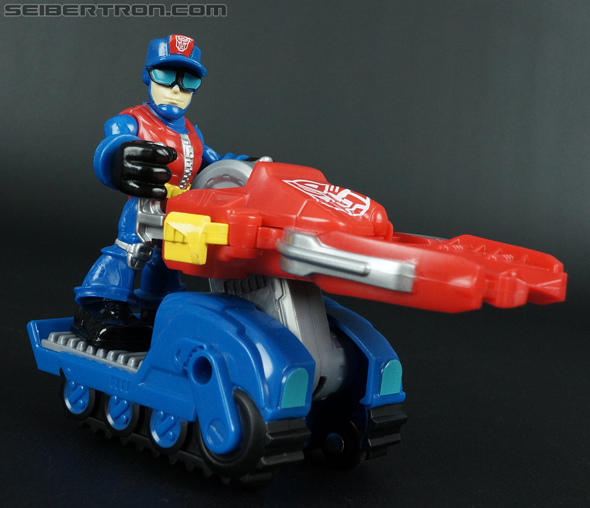 Transformers Rescue Bots Chief Charlie Burns & Rescue Cutter (Image #65 of 79)