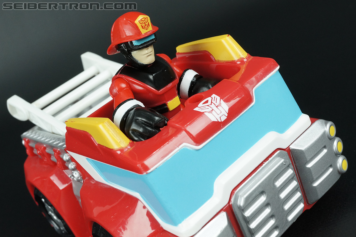 Transformers Rescue Bots Cody Burns (Fire Station Prime) (Image #14 of 66)