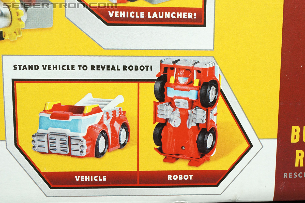 Transformers Rescue Bots Fire Station Prime (Image #17 of 136)
