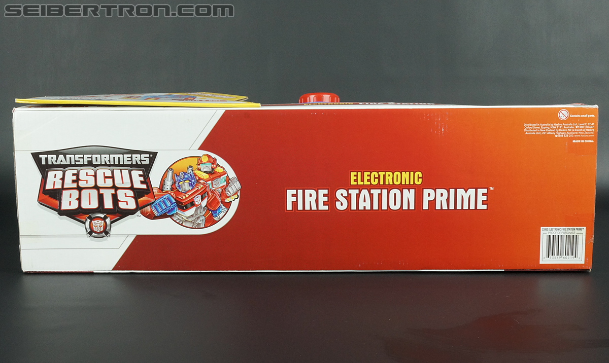 Transformers Rescue Bots Fire Station Prime (Image #25 of 136)