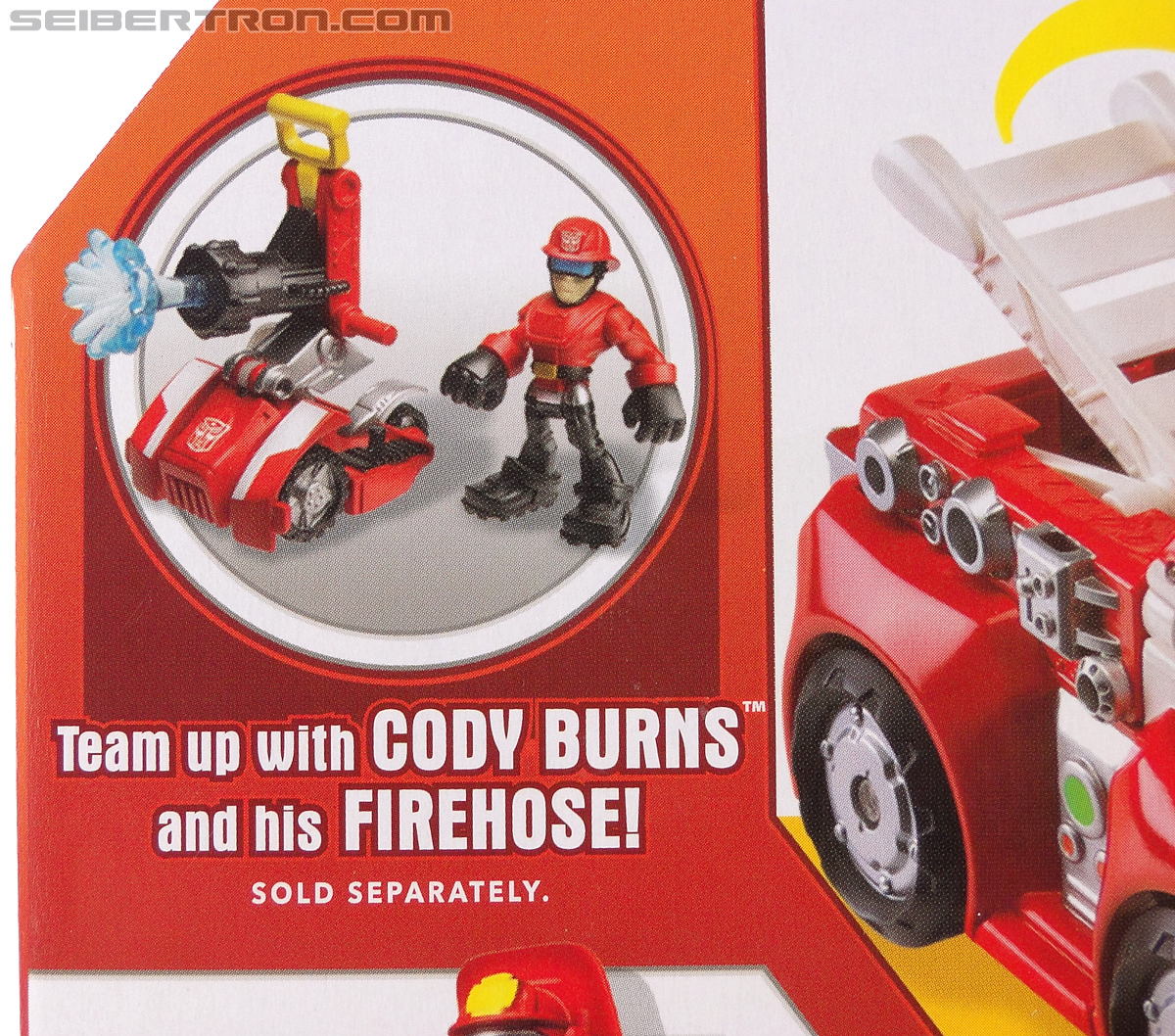 Transformers Rescue Bots Heatwave the Fire-Bot (Image #10 of 128)