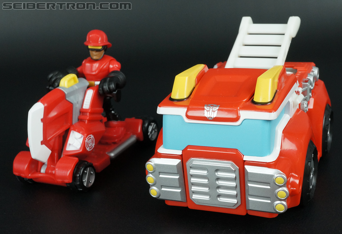 Transformers Rescue Bots Heatwave the Fire-Bot (Image #34 of 128)