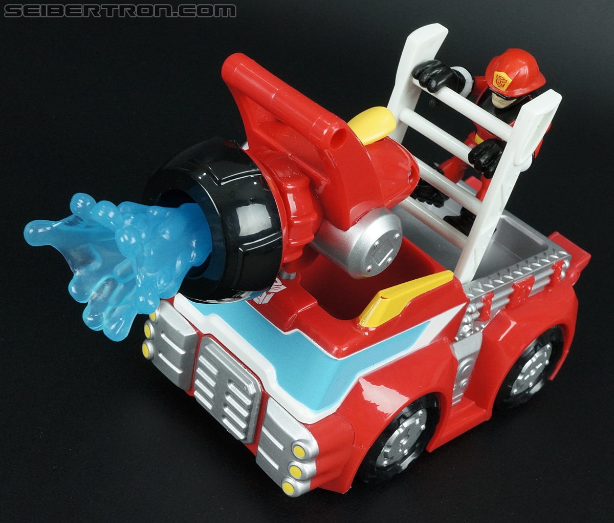 Transformers Rescue Bots Heatwave the Fire-Bot (Fire Station Prime) (Image #11 of 64)