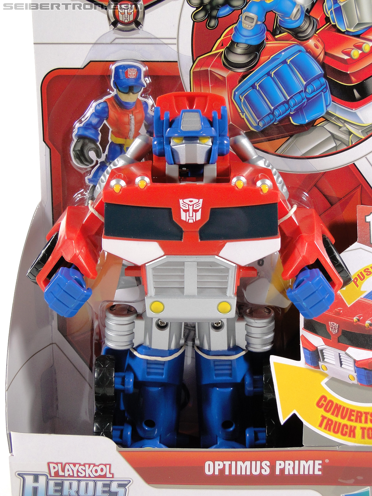 Transformers Rescue Bots Optimus Prime (Image #2 of 112)