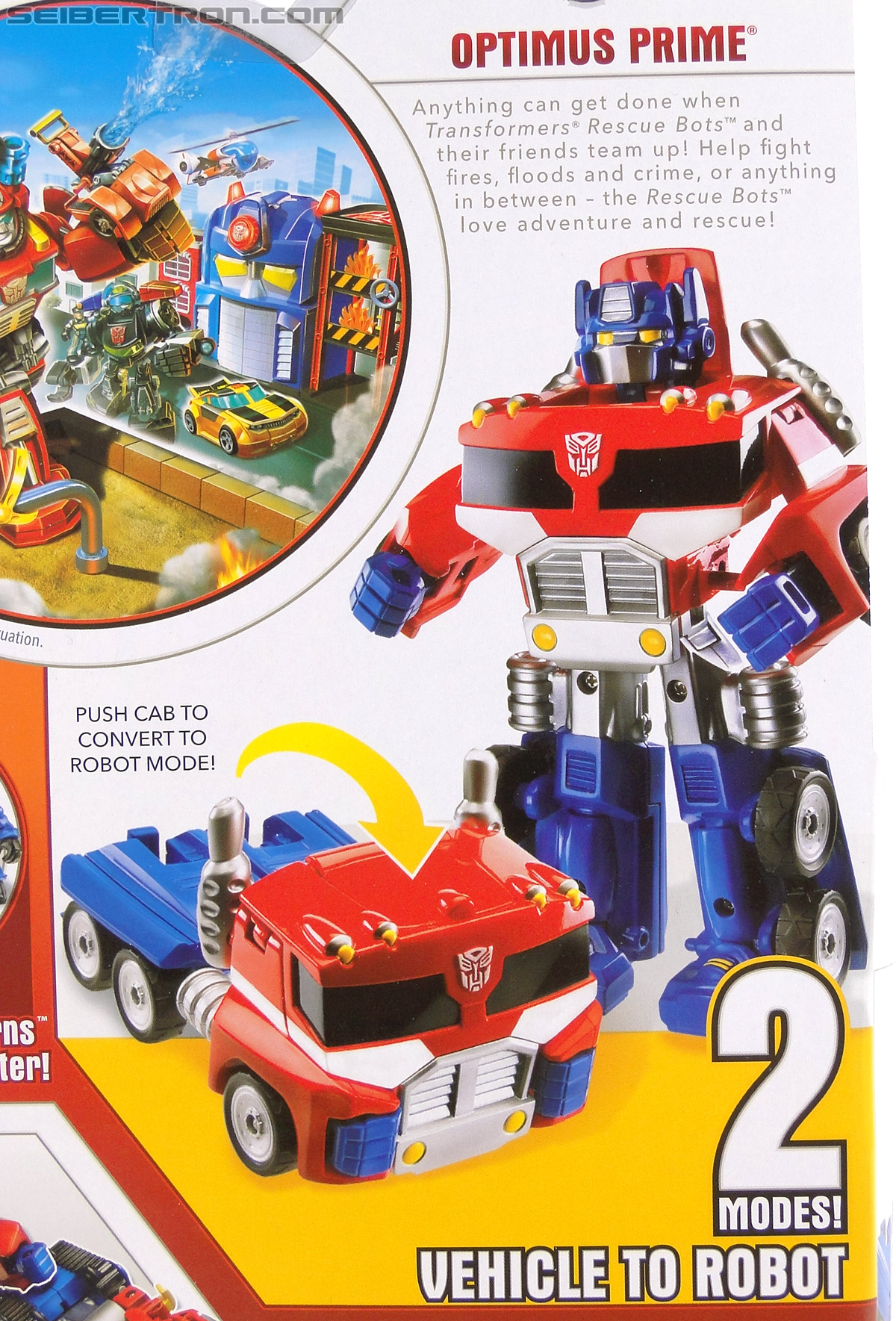 Transformers Rescue Bots Optimus Prime (Image #9 of 112)