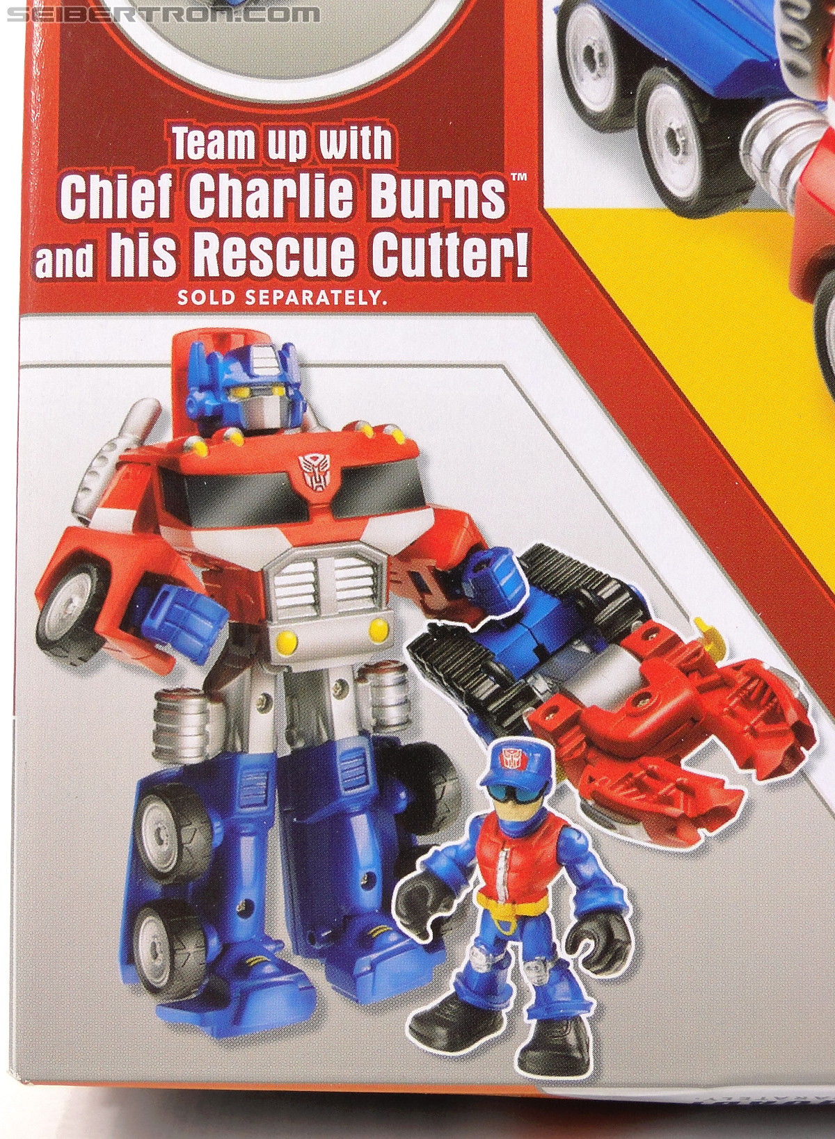 Transformers Rescue Bots Optimus Prime (Image #10 of 112)