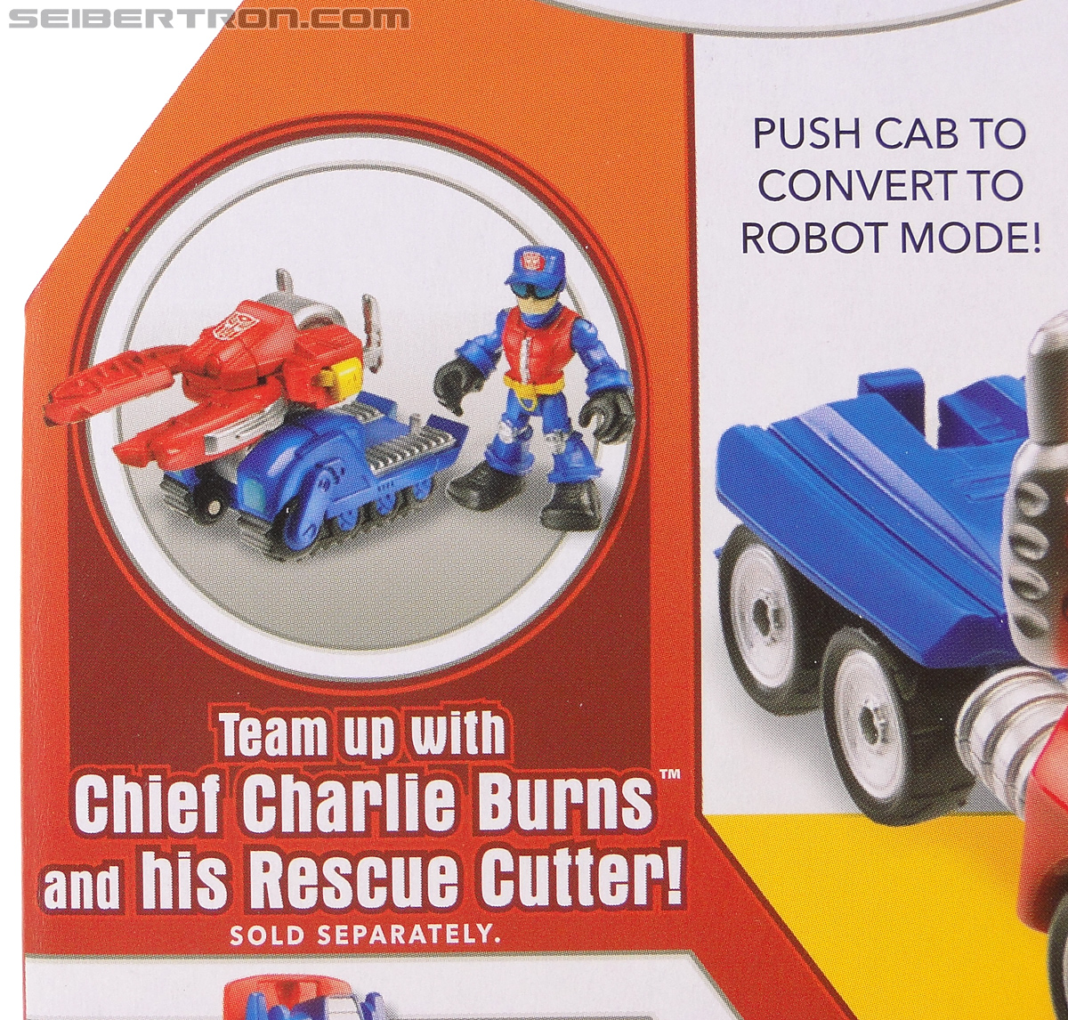 Transformers Rescue Bots Optimus Prime (Image #11 of 112)