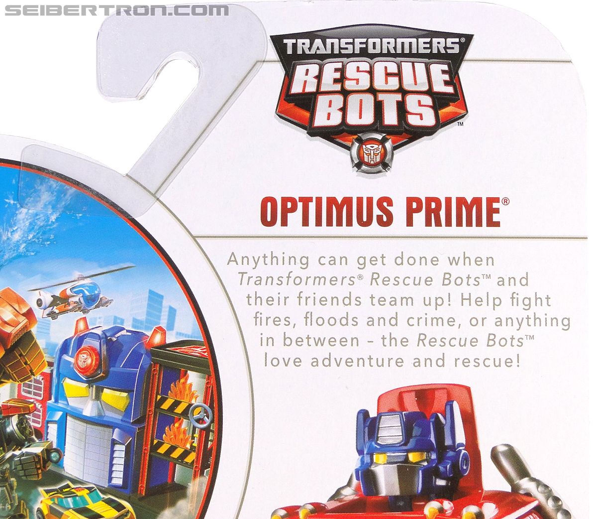 Transformers Rescue Bots Optimus Prime (Image #13 of 112)