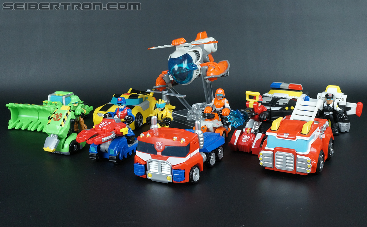 Transformers Rescue Bots Optimus Prime (Image #46 of 112)