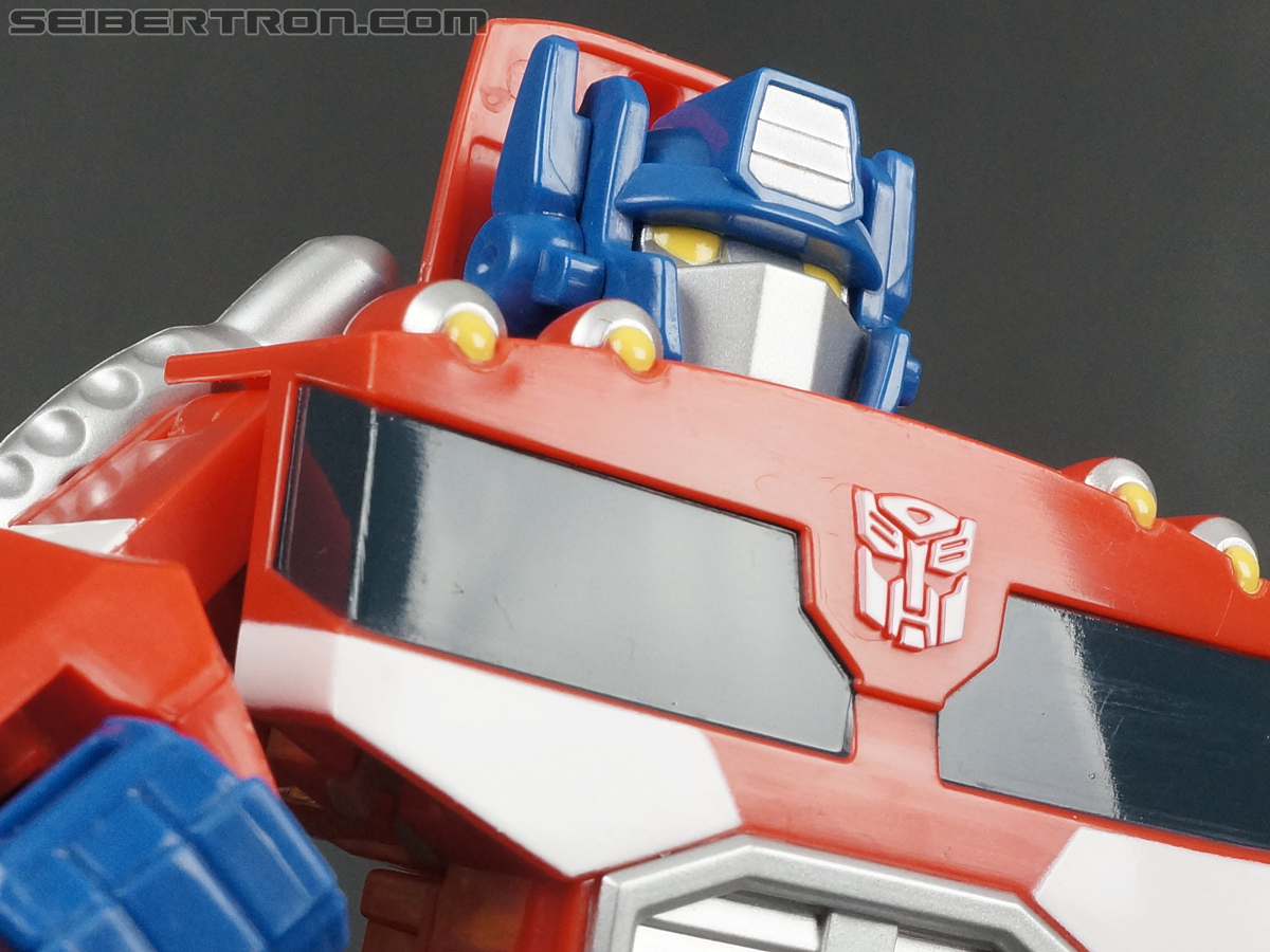 Transformers Rescue Bots Optimus Prime (Image #76 of 112)