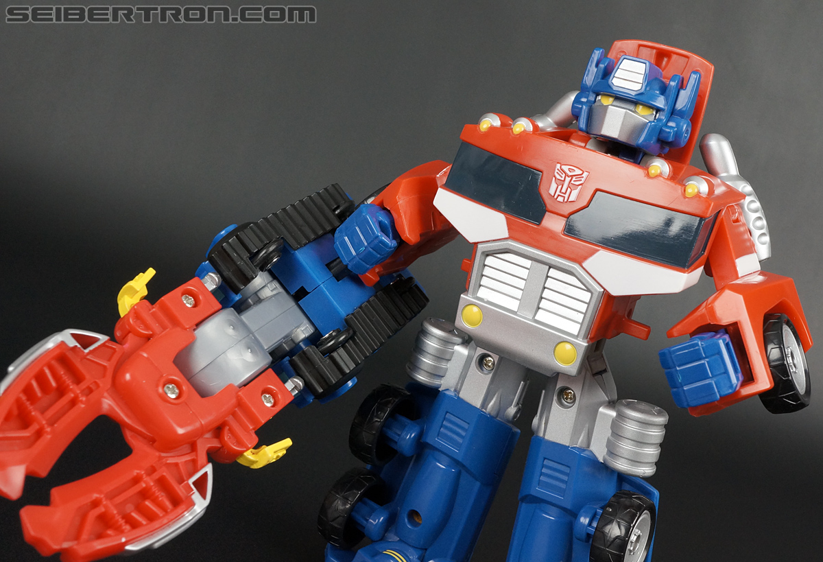 Transformers Rescue Bots Optimus Prime (Image #85 of 112)