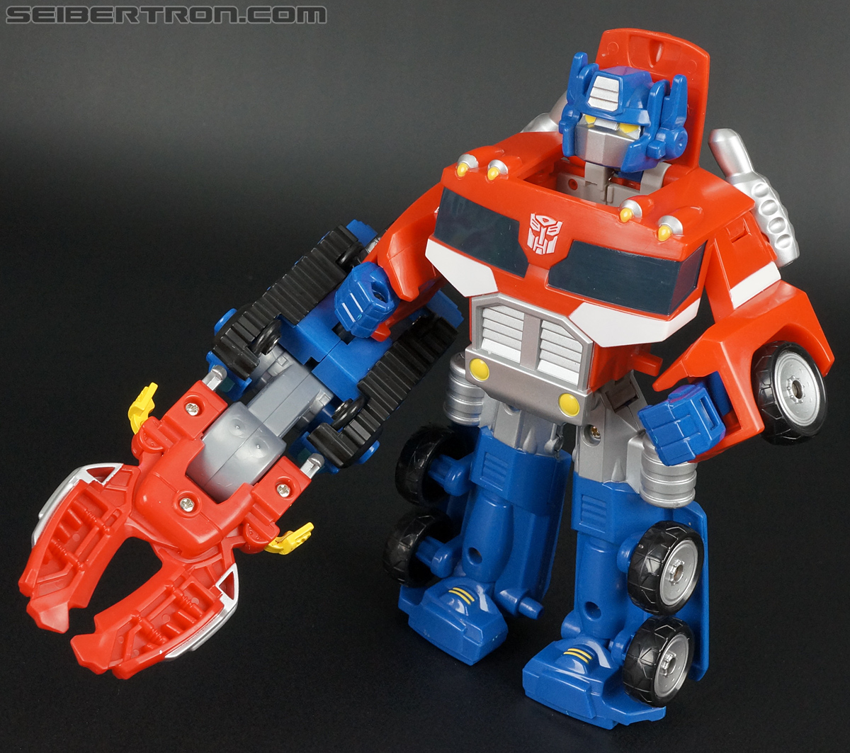 Transformers Rescue Bots Optimus Prime (Image #87 of 112)