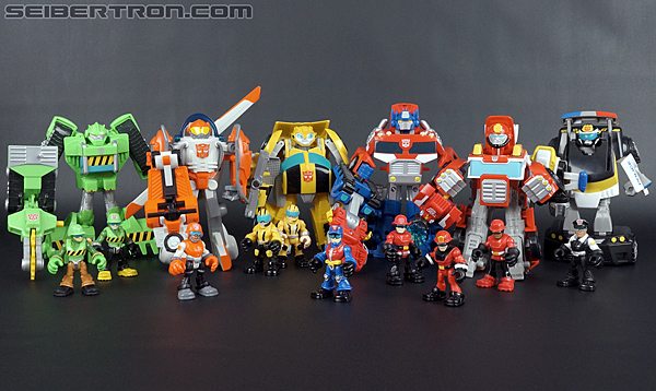 Transformers Rescue Bots Axel Frazier (Image #65 of 66)
