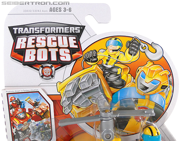 Transformers Rescue Bots Axel Frazier & Microcopter (Image #3 of 77)