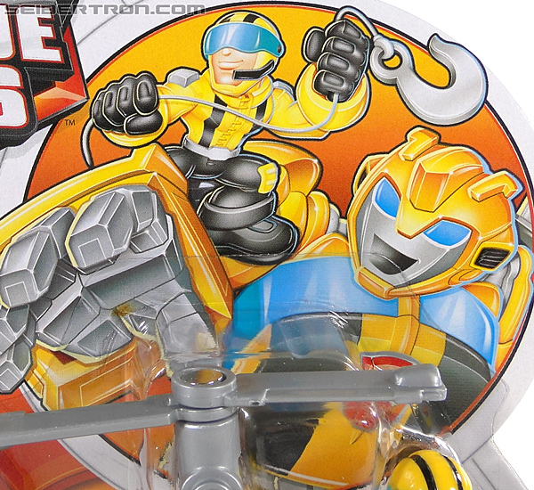 Transformers Rescue Bots Axel Frazier & Microcopter (Image #4 of 77)