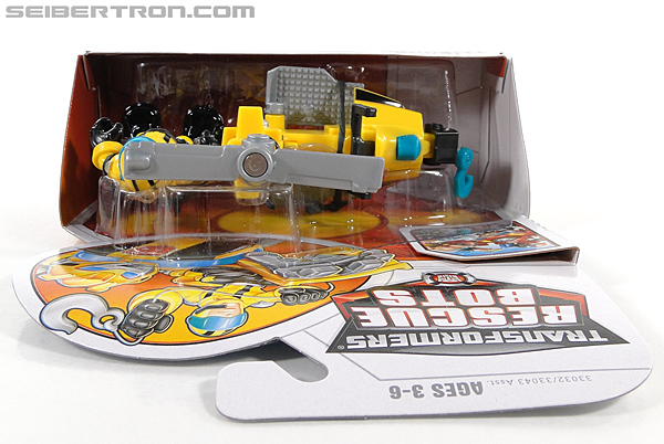 Transformers Rescue Bots Axel Frazier & Microcopter (Image #15 of 77)