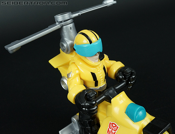 Transformers Rescue Bots Axel Frazier & Microcopter (Image #20 of 77)