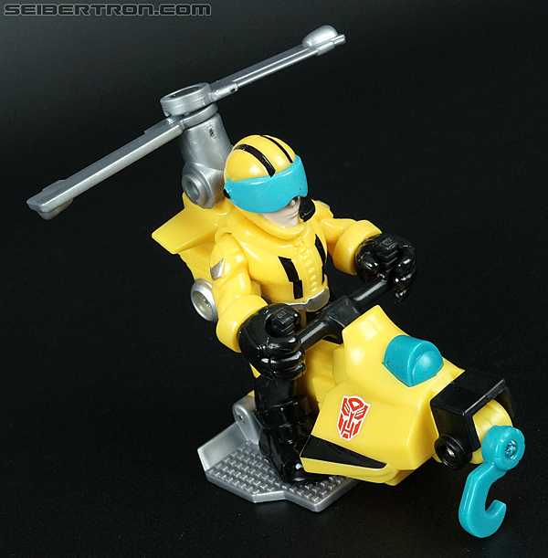 Transformers Rescue Bots Axel Frazier & Microcopter (Image #21 of 77)
