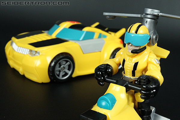 Transformers Rescue Bots Axel Frazier & Microcopter (Image #32 of 77)