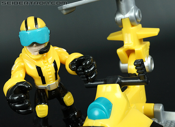 Transformers Rescue Bots Axel Frazier & Microcopter (Image #58 of 77)