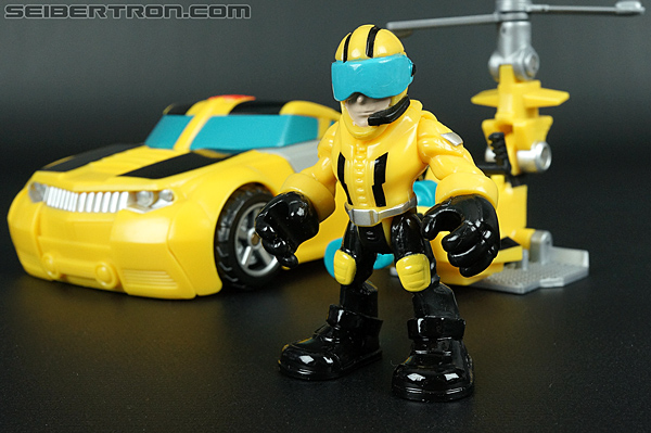 Transformers Rescue Bots Axel Frazier & Microcopter (Image #61 of 77)