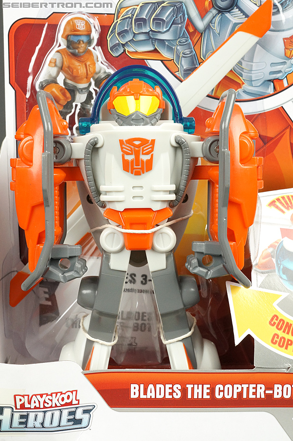 Transformers Rescue Bots Blades the Copter-bot (Image #2 of 122)