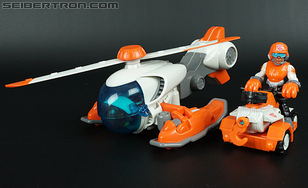 Transformers Rescue Bots Blades the Copter-bot (Image #31 of 122)