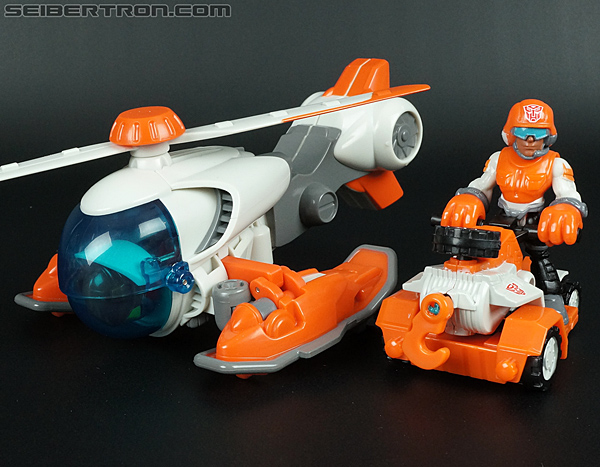 Transformers Rescue Bots Blades the Copter-bot (Image #32 of 122)