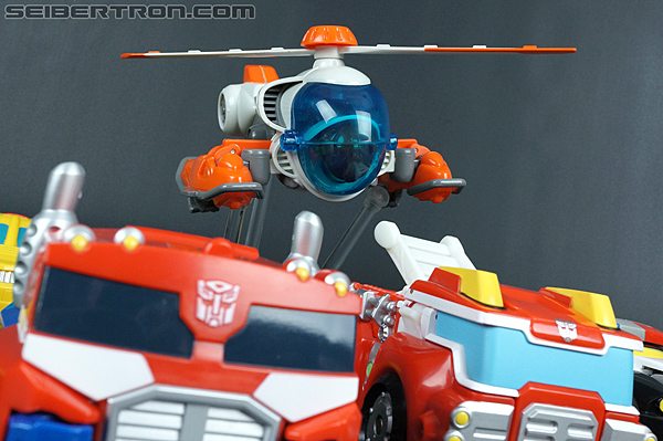 Transformers Rescue Bots Blades the Copter-bot (Image #48 of 122)