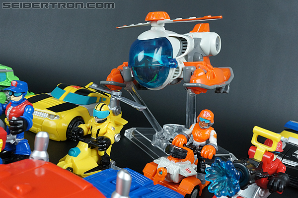 Transformers Rescue Bots Blades the Copter-bot (Image #51 of 122)