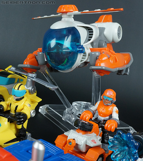 Transformers Rescue Bots Blades the Copter-bot (Image #52 of 122)