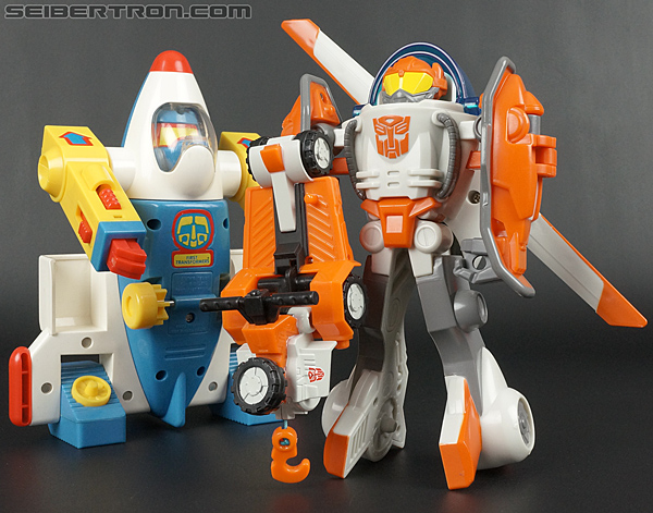 Transformers Rescue Bots Blades the Copter-bot (Image #121 of 122)