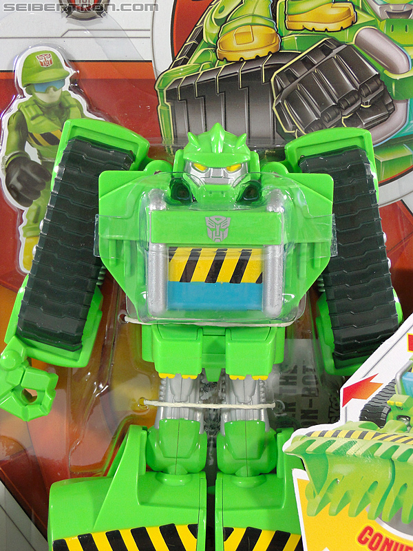 Transformers Rescue Bots Boulder the Construction-Bot (Image #2 of 119)