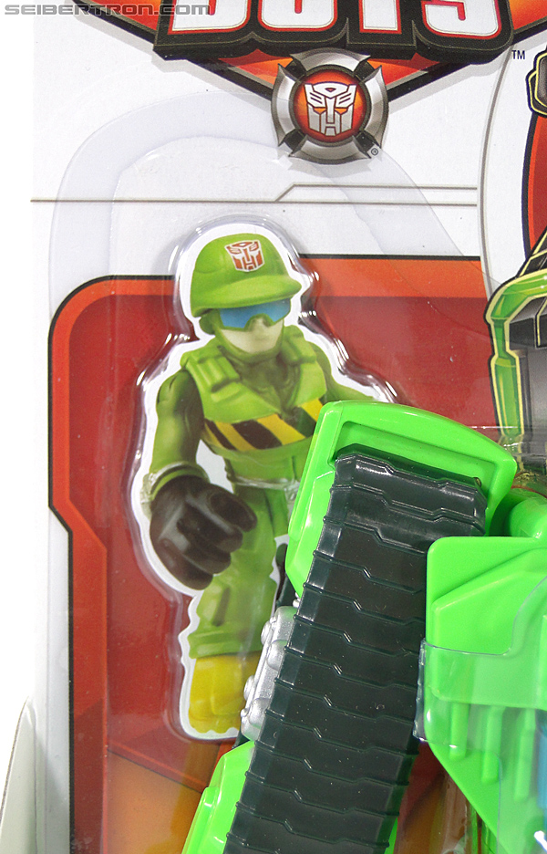 Transformers Rescue Bots Boulder the Construction-Bot (Image #6 of 119)