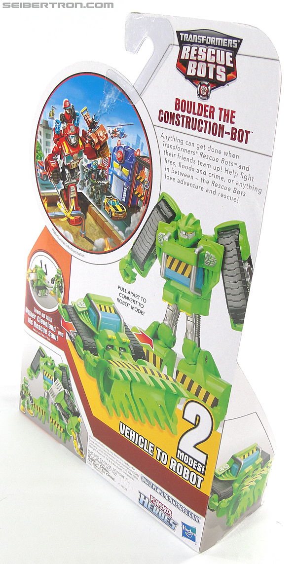 Transformers Rescue Bots Boulder the Construction-Bot (Image #8 of 119)