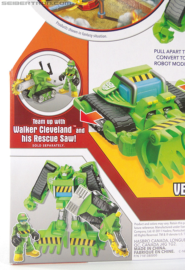 Transformers Rescue Bots Boulder the Construction-Bot (Image #11 of 119)