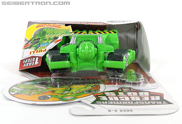 Transformers Rescue Bots Boulder the Construction-Bot (Image #16 of 119)
