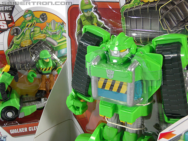 Transformers Rescue Bots Boulder the Construction-Bot (Image #19 of 119)