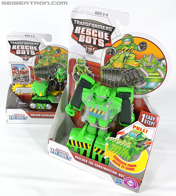 Transformers Rescue Bots Boulder the Construction-Bot (Image #23 of 119)
