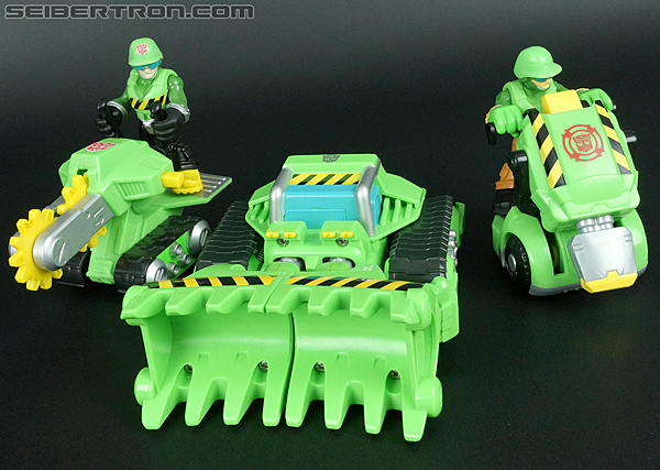 Transformers Rescue Bots Boulder the Construction-Bot (Image #39 of 119)