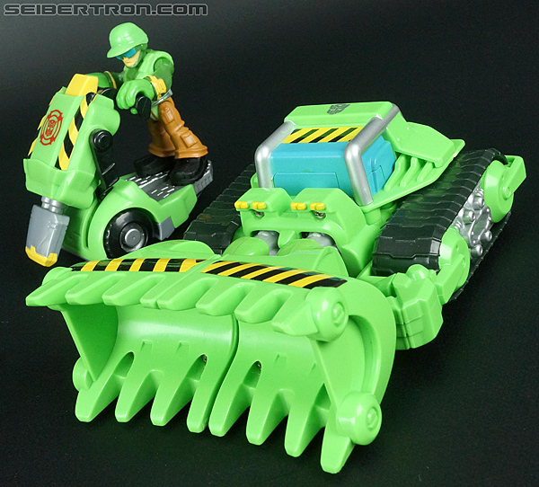 Transformers Rescue Bots Boulder the Construction-Bot (Image #44 of 119)