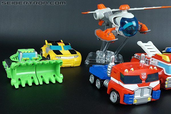 Transformers Rescue Bots Boulder the Construction-Bot (Image #47 of 119)