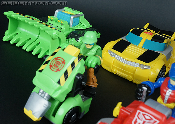 Transformers Rescue Bots Boulder the Construction-Bot (Image #50 of 119)