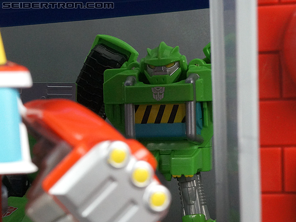 Transformers Rescue Bots Boulder the Construction-Bot (Image #118 of 119)