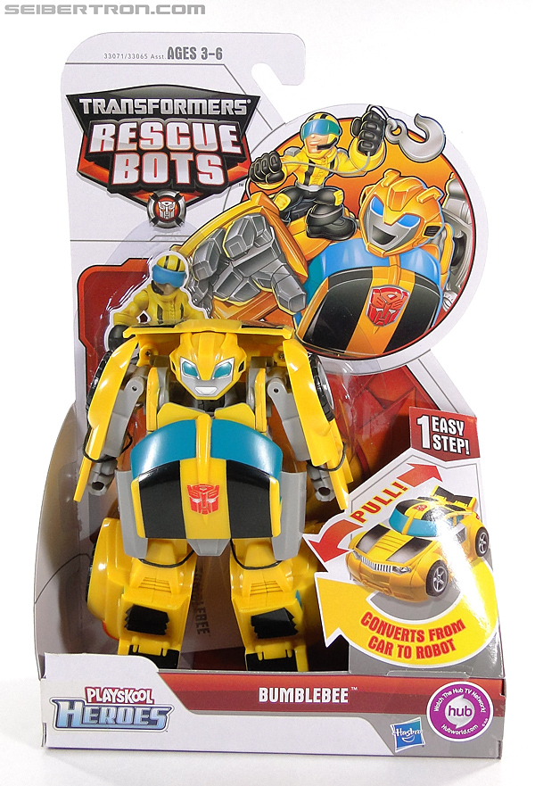 Transformers Rescue Bots Bumblebee (Image #1 of 128)