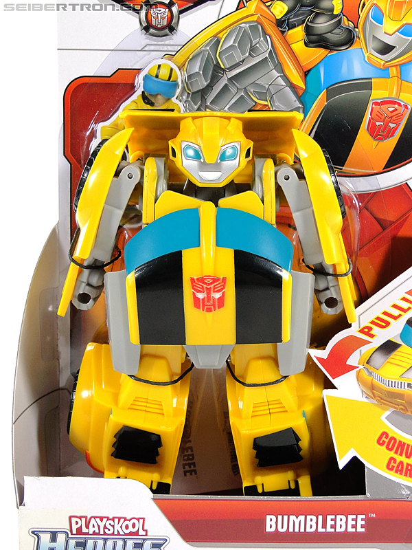 Transformers Rescue Bots Bumblebee (Image #2 of 128)