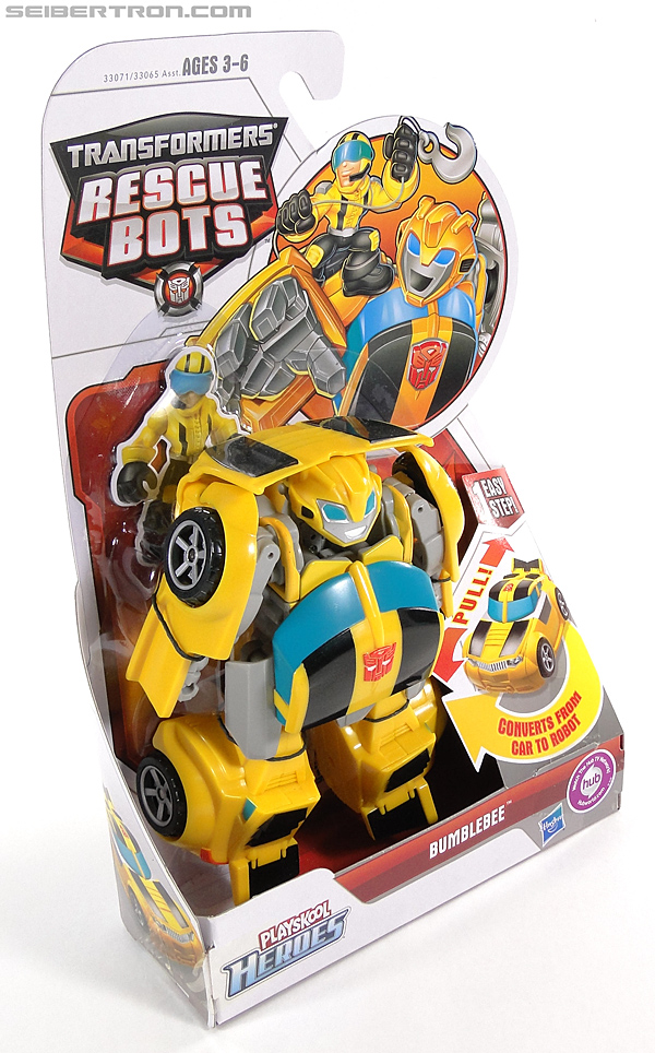 Transformers Rescue Bots Bumblebee (Image #6 of 128)