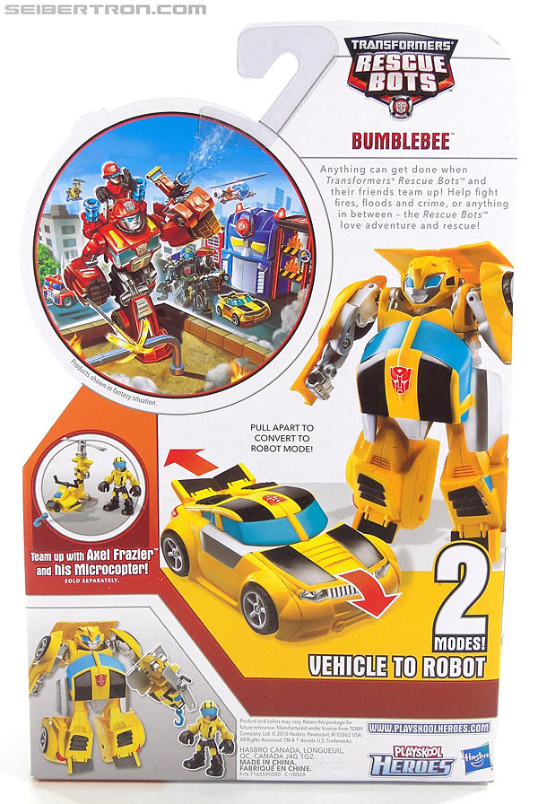 Transformers Rescue Bots Bumblebee (Image #10 of 128)