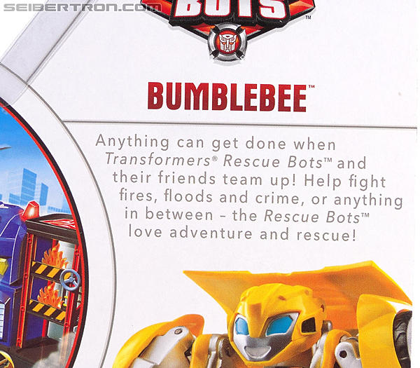 Transformers Rescue Bots Bumblebee (Image #12 of 128)
