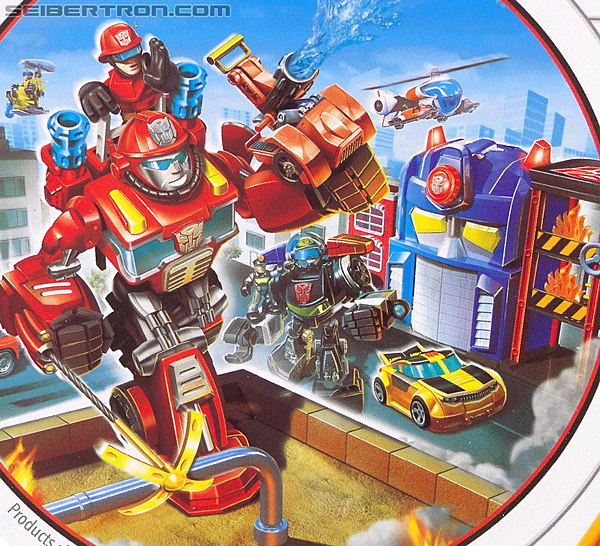 Transformers Rescue Bots Bumblebee (Image #14 of 128)